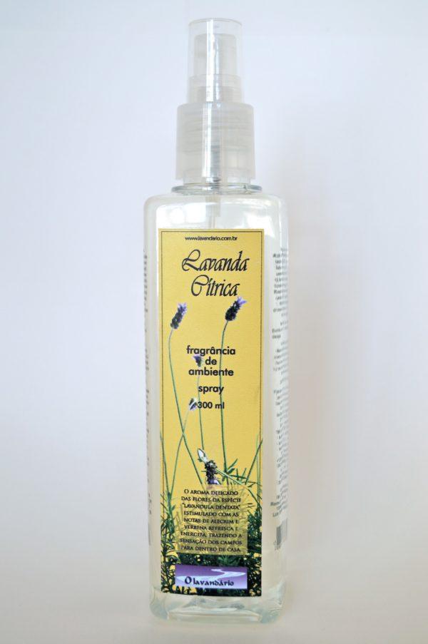 Fragrância Amb Lav Citr 300 ml