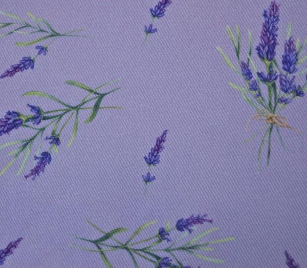 amostra de cor lilás